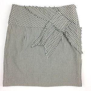 Anthropologie Taikonhu (Yellow Cat ) Striped Skirt